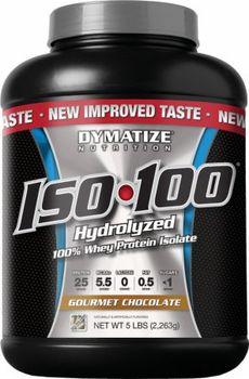 10. Dymatize Iso-100