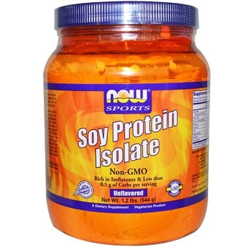5. Now Foods, Soy Protein Isolate