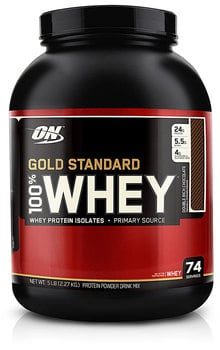 7. Optimum Nutrition - Gold Standard