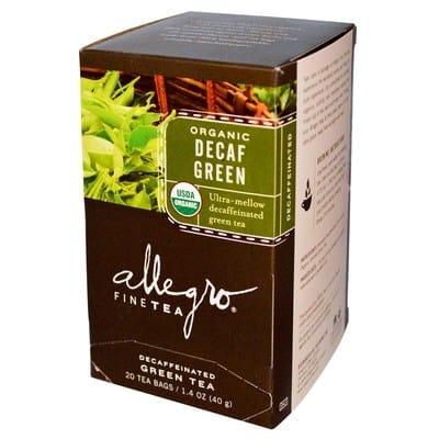 9. Allegro Organic Decaf