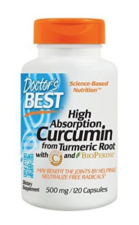 Best Curcumin Supplements Reviewed & Rated in 2019 - TheFitBay