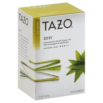 10. Tazo Zen
