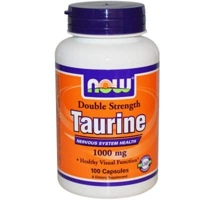 7. Now Foods Taurine