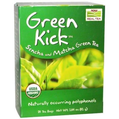1. Now Foods Green Kick