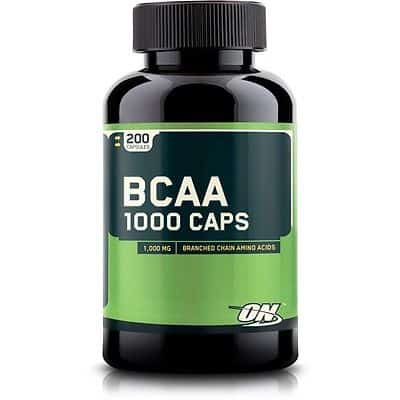 1. Optimum Nutrition BCAA