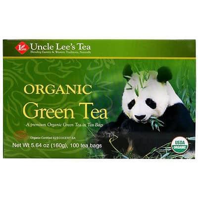 5. Uncle Lee's Tea Organic