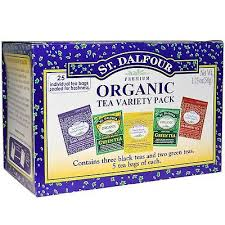 3. St. Dalfour Organic Variety Pack