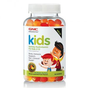 should kids take vitamin