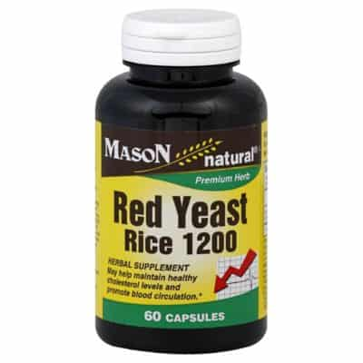 3. Mason Vitamins