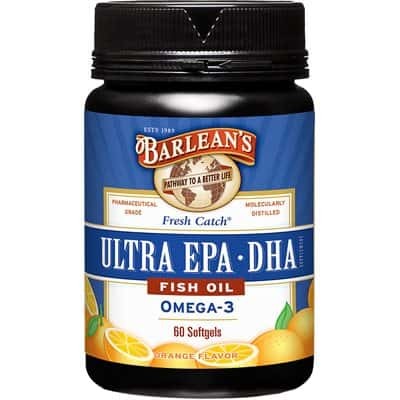 10 best omega 3 supplements reviewed and tested in 2018 for Barleans fish oil reviews