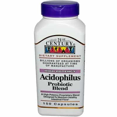 6. 21st Century Acidophilus