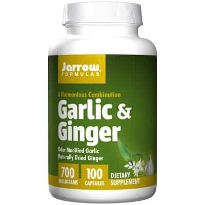 4. Jarrow Formulas with Ginger