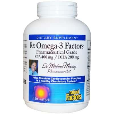 2. Natural Factors Rx