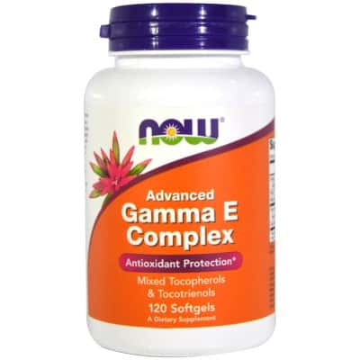 2. Now Foods Gamma E Complex