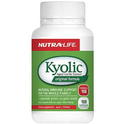 2. Nutra Life Kyolic