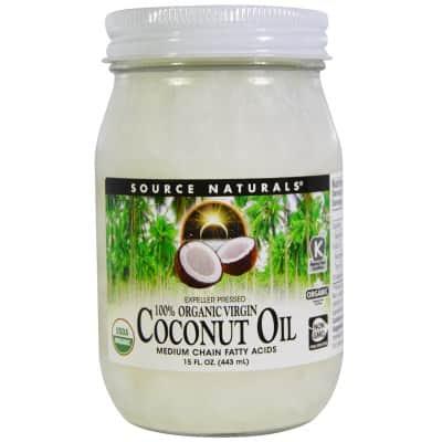 8. Source Naturals 100% Organic