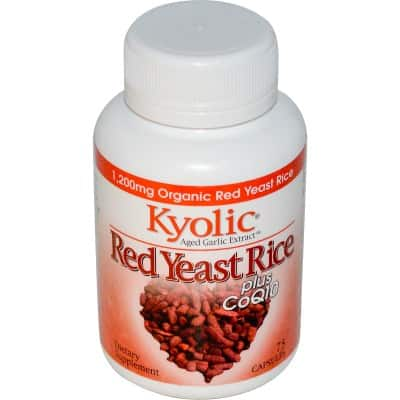 Red yeast rice supplement reviews