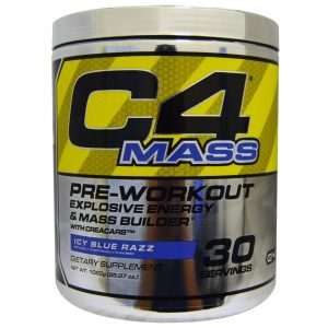10. Cellucor C4 Mass
