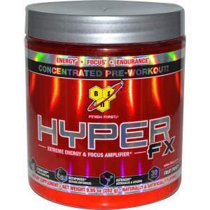 3. BSN Hyper FX Extreme