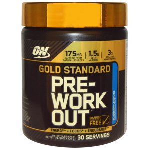 2. Optimum Nutrition Gold Standard