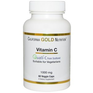 2. California Gold Nutrition Quali-C