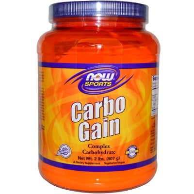 9. Sports Carbo from Now Foods