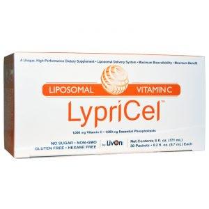 3. LypriCel Liposomal