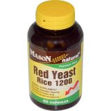 Mason Vitamins, Red Yeast Rice