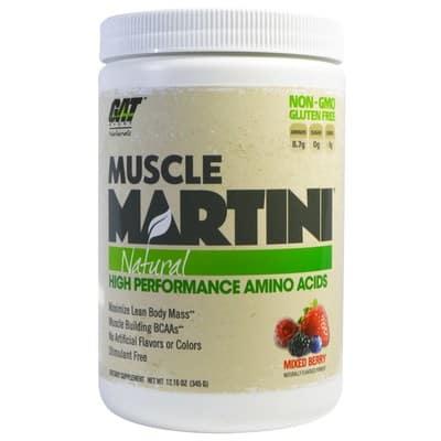 6. GAT Muscle Martini