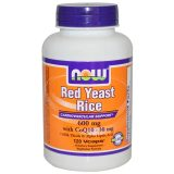 Now Foods, Red Yeast Rice