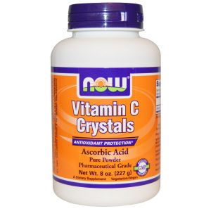 1. Now Foods Crystals