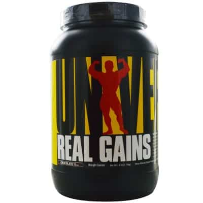 8. Universal Nutrition Real Gains
