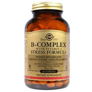 4. Solgar B-Complex