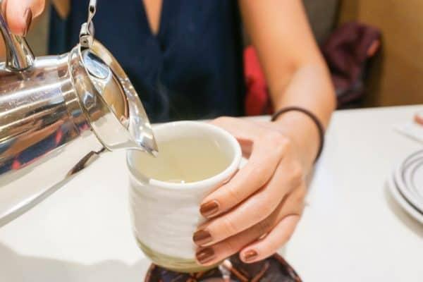 tea and mental health