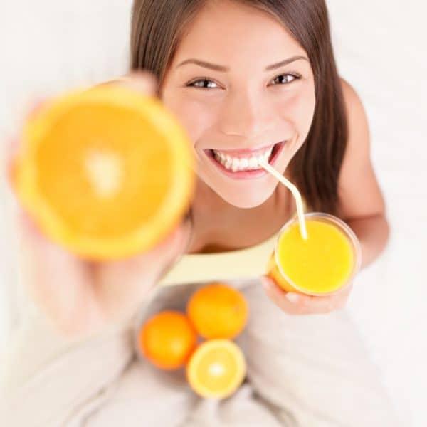 how to take vitamin c