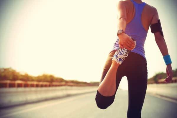 running preparation