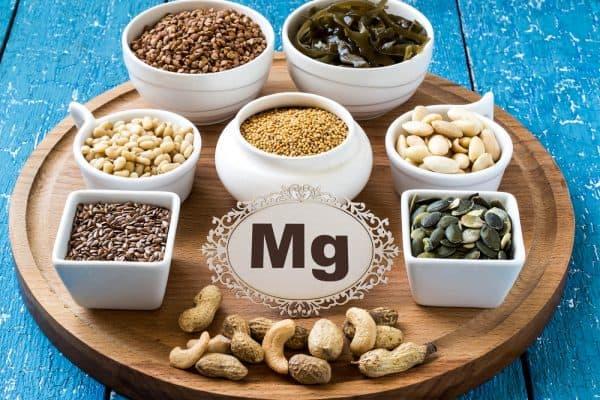 mineral salt magnesium