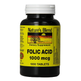 Nature's Blend Folic Acid