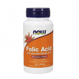 Now Foods Folic Acid