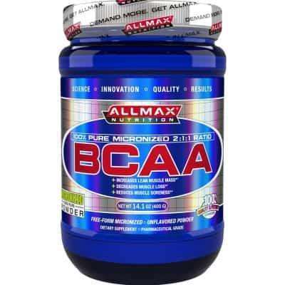 10. ALLMAX Nutrition 100% Pure