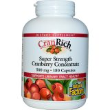 Natural Factors Cranberry
