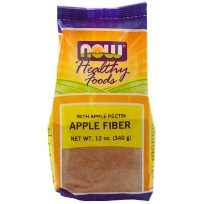 2. Now Foods Apple Fiber