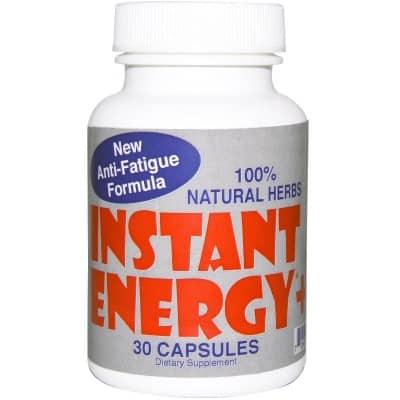 3. Instant Energy