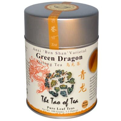 5. The Tao of Tea Green Dragon