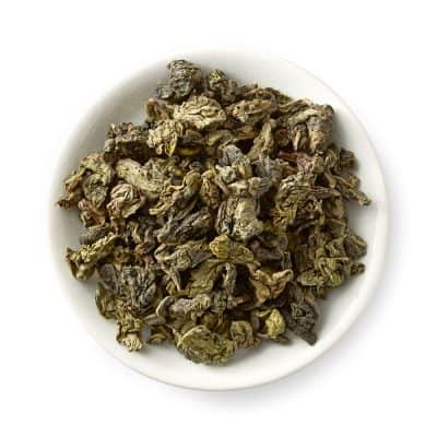 oolong tea shape