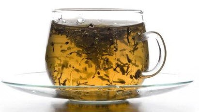 steeping oolong tea