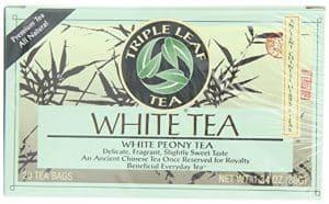 7. Triple Leaf Tea White Peony