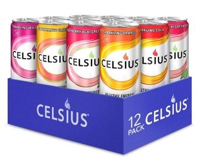1. Celsius Sugar Free