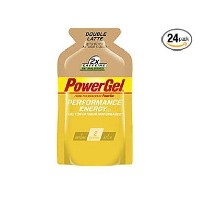 4. PowerBar Gel