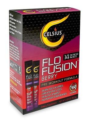 """7. Celsius """"Flo Fusion"""""""